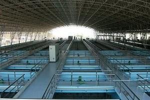 Nhà máy nước sông Đà. (Nguồn: vinaconex.com.vn)