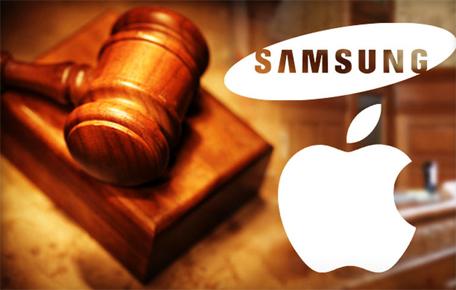 Samsung bồi thường cho Apple gần 120 triệu USD