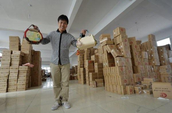 Cách Alibaba 'hô biến' nông dân Trung Quốc thành triệu phú (1)