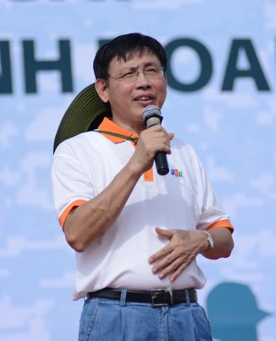 Chủ tịch FPT IS: 'Không ngủ trưa vì sự nghiệp Toàn cầu hóa' (1)