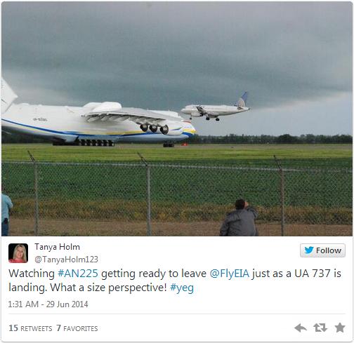 Chiếc máy bay lớn nhất thế giới: Không phải là Boeing hay Airbus, mà là 'quái vật' Antonov 225 (2)