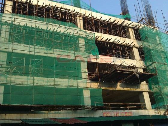 Chùm ảnh tiến độ thi công một số dự án khu vực Cầu Giấy (15)