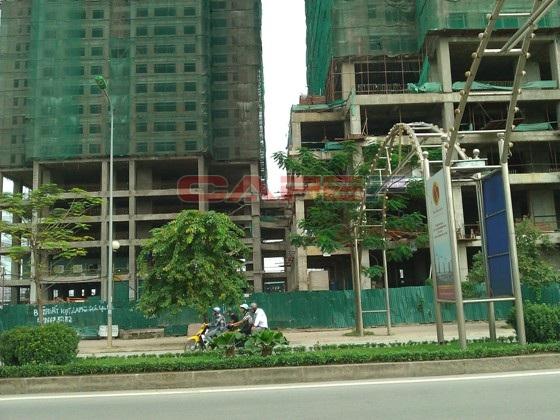 Tiến độ hàng loạt dự án phía Tây Hà Nội (5)