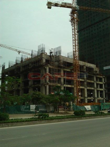 Tiến độ hàng loạt dự án phía Tây Hà Nội (2)