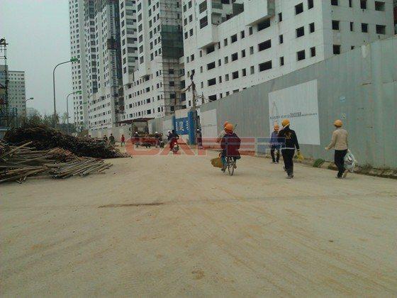 Tiến độ hàng loạt dự án Quận Hà Đông, Hoàng Mai (9)