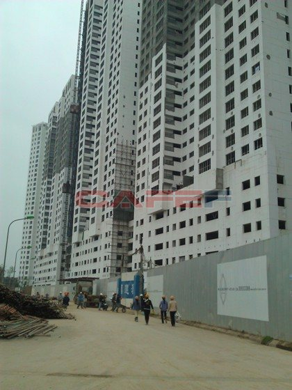 Tiến độ hàng loạt dự án Quận Hà Đông, Hoàng Mai (8)