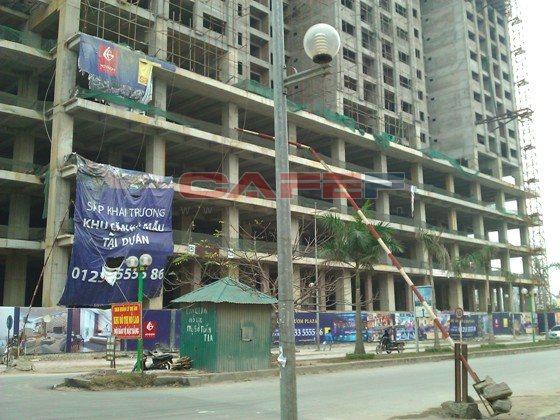 Tiến độ hàng loạt dự án Quận Hà Đông, Hoàng Mai (14)