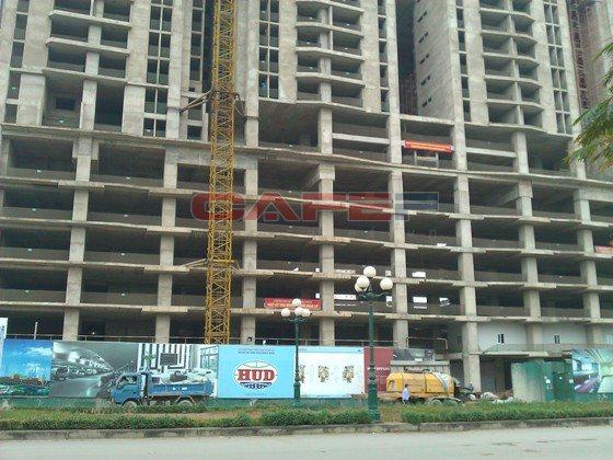 Tiến độ hàng loạt dự án Quận Hà Đông, Hoàng Mai (27)