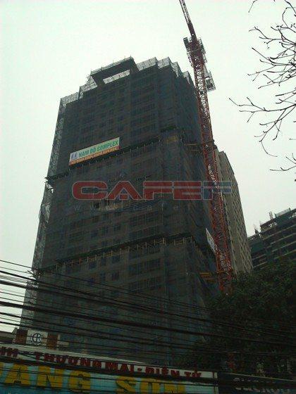 Tiến độ hàng loạt dự án Quận Hà Đông, Hoàng Mai (3)