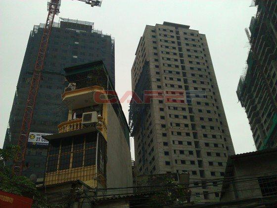 Tiến độ hàng loạt dự án Quận Hà Đông, Hoàng Mai (4)