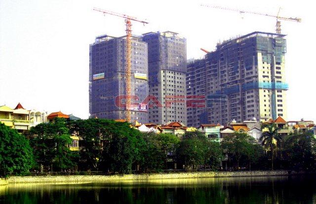 Tiến độ hàng loạt dự án Quận Hà Đông, Hoàng Mai (1)