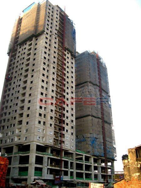 Tiến độ hàng loạt dự án Quận Hà Đông, Hoàng Mai (6)