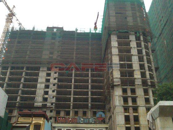 Tiến độ hàng loạt dự án Quận Hà Đông, Hoàng Mai (23)