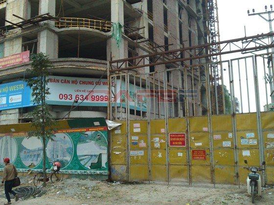 Tiến độ hàng loạt dự án Quận Hà Đông, Hoàng Mai (20)