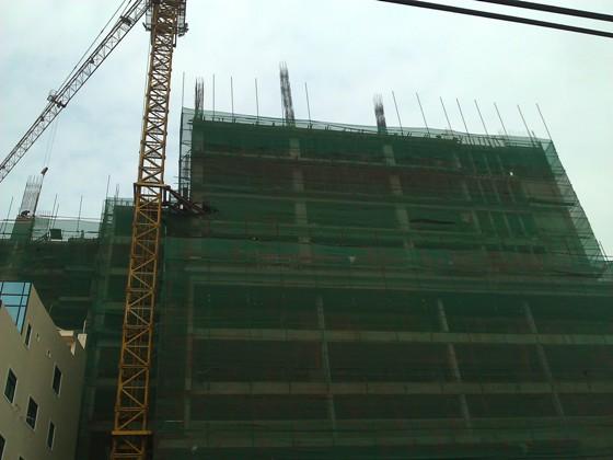 Cập nhật tiến độ hàng loạt dự án khu vực Cầu Giấy (4)
