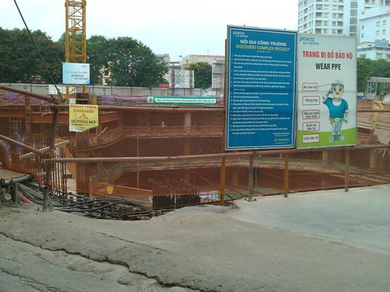 Cập nhật tiến độ hàng loạt dự án khu vực Cầu Giấy (10)