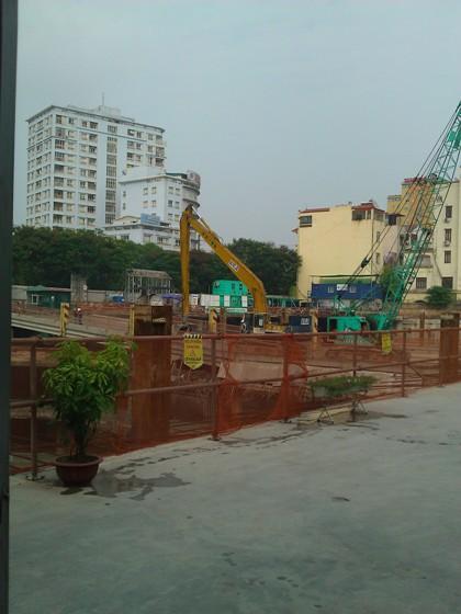 Cập nhật tiến độ hàng loạt dự án khu vực Cầu Giấy (9)
