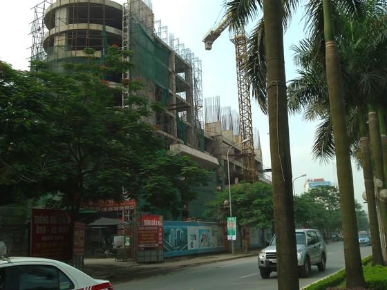 Cập nhật tiến độ hàng loạt dự án khu vực Cầu Giấy (24)