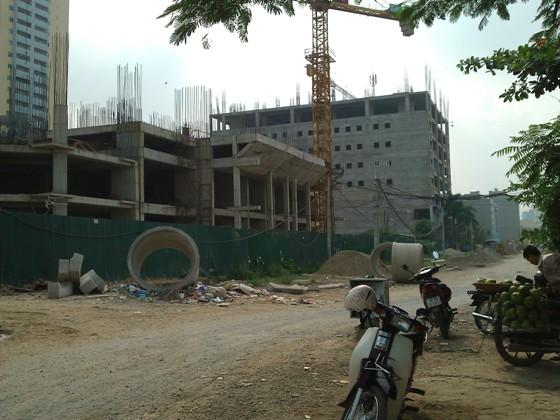 Cập nhật tiến độ hàng loạt dự án khu vực Cầu Giấy (19)