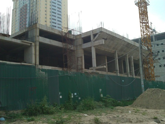 Cập nhật tiến độ hàng loạt dự án khu vực Cầu Giấy (17)