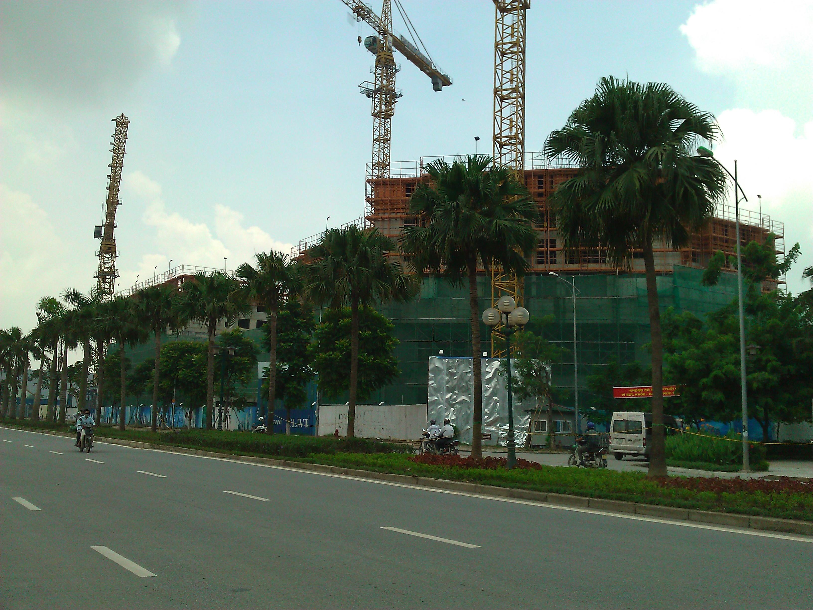 Cập nhật tiến độ một số dự án BĐS khu vực Hà Đông (P2) 8
