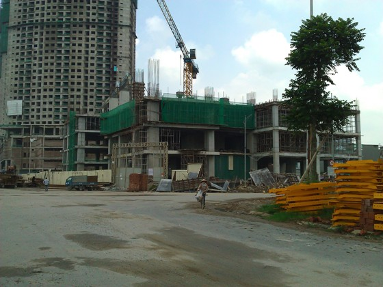 Cập nhật tiến độ một số dự án BĐS khu vực Hà Đông (P2) 4