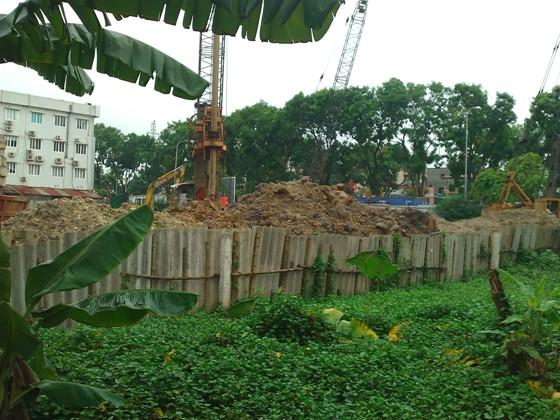 Cập nhật tiến độ một số dự án BĐS khu vực Cầu Giấy, Hoàng Mai 2