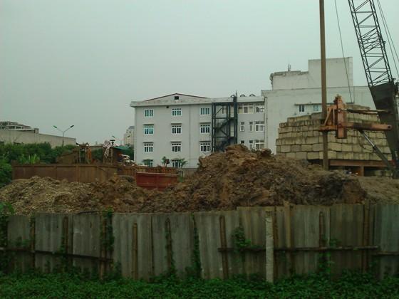 Cập nhật tiến độ một số dự án BĐS khu vực Cầu Giấy, Hoàng Mai 4