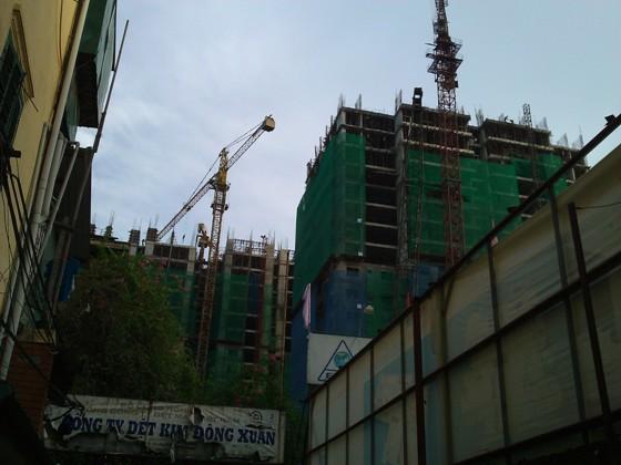 Cập nhật tiến độ một số dự án BĐS khu vực Cầu Giấy, Hoàng Mai 20