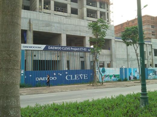 Siêu dự án Daewoo Cleve :