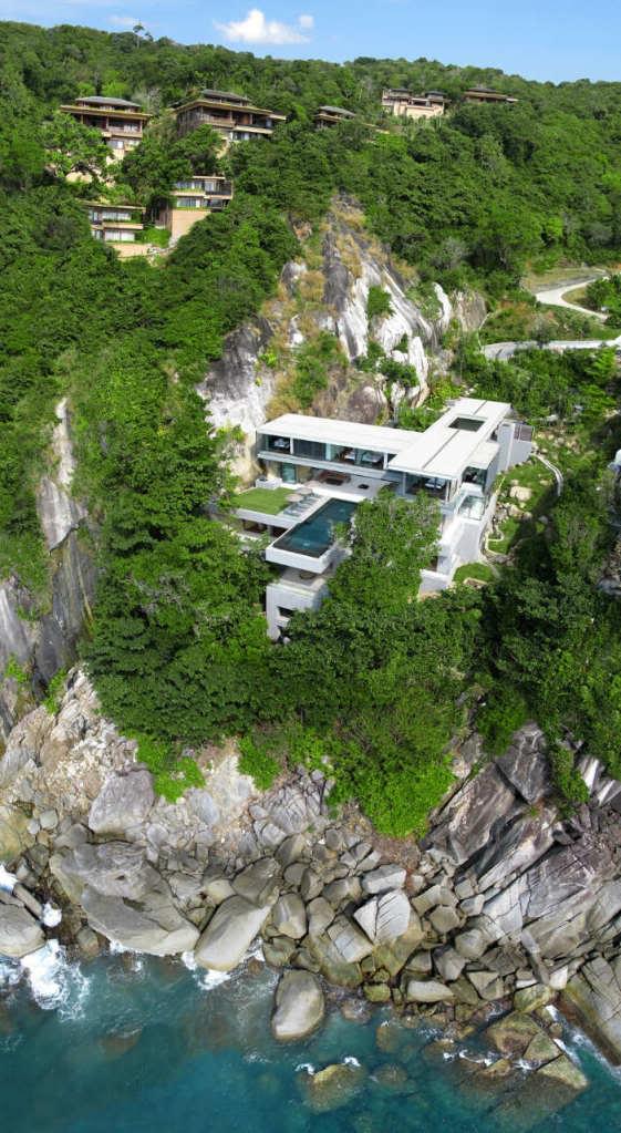 Ngắm thiên đường nghỉ dưỡng Villa Amanzi tại Thái Lan (1)