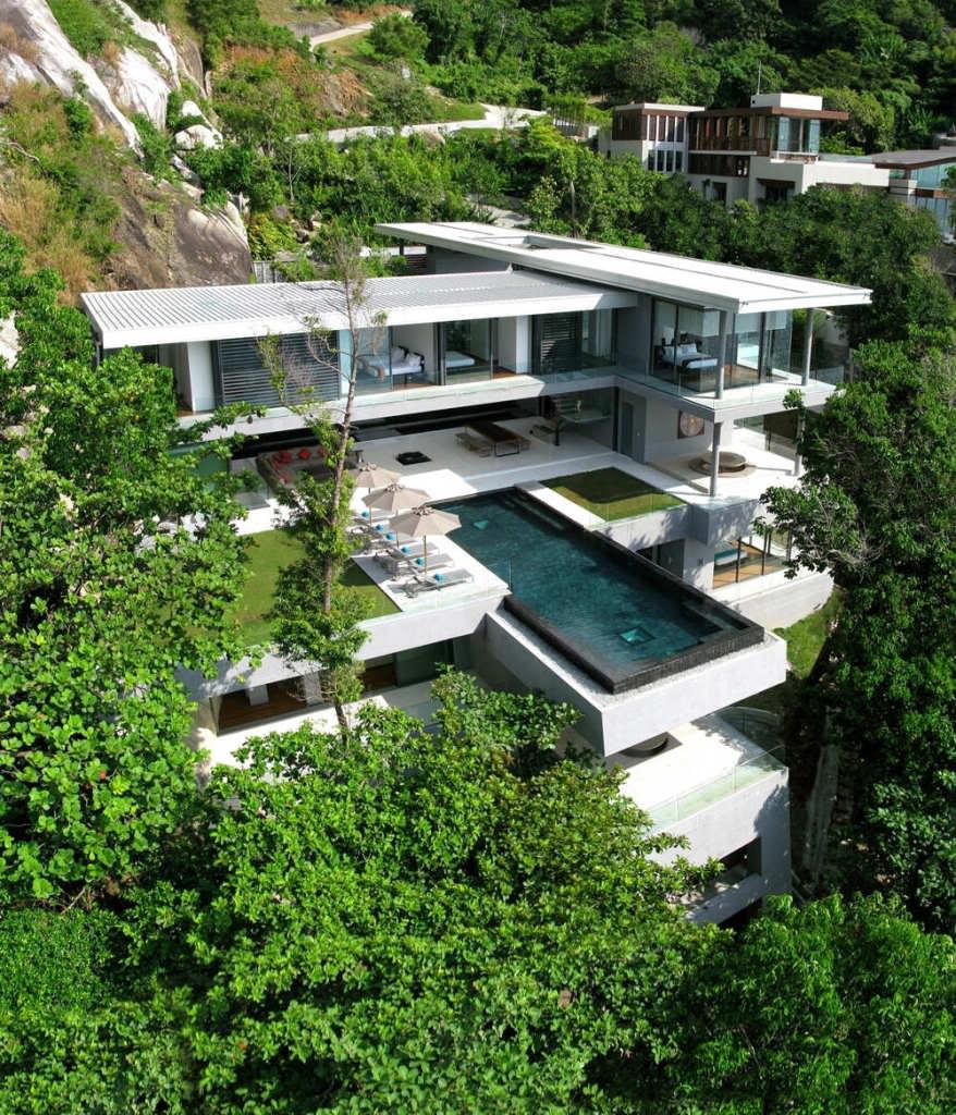 Ngắm thiên đường nghỉ dưỡng Villa Amanzi tại Thái Lan (2)