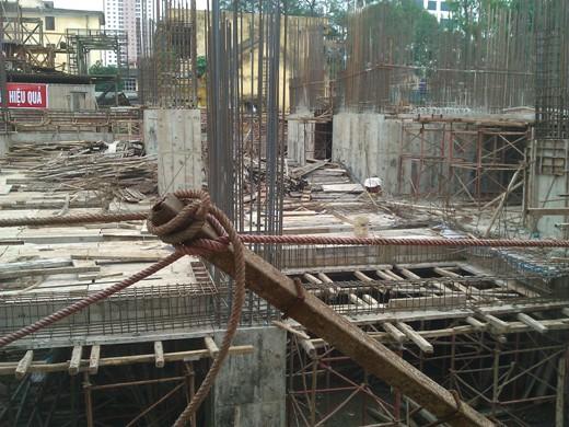 Tiến độ hàng loạt dự án có giá dưới 18 triệu đồng/m2 khu vực Hà Đông (20)