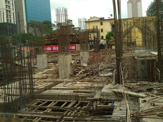 Tiến độ hàng loạt dự án có giá dưới 18 triệu đồng/m2 khu vực Hà Đông (24)