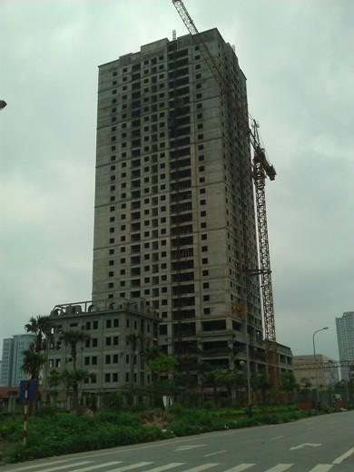 Tiến độ hàng loạt dự án có giá dưới 18 triệu đồng/m2 khu vực Hà Đông (18)
