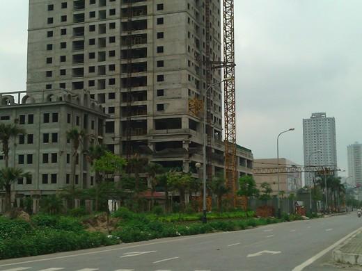 Tiến độ hàng loạt dự án có giá dưới 18 triệu đồng/m2 khu vực Hà Đông (16)