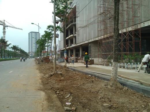 Tiến độ hàng loạt dự án có giá dưới 18 triệu đồng/m2 khu vực Hà Đông (9)