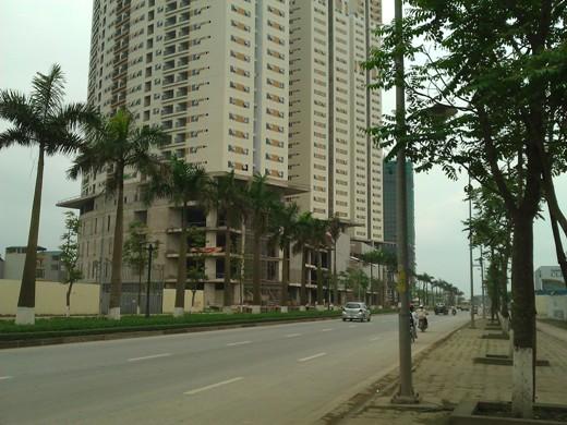 Tiến độ một số dự án chung cư dưới 18 triệu đồng/m2 tại Hà Đông 1