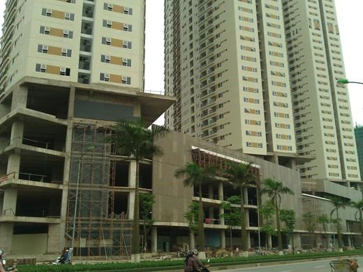Tiến độ một số dự án chung cư dưới 18 triệu đồng/m2 tại Hà Đông 2