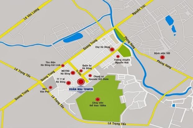 Tiến độ hàng loạt dự án có giá dưới 18 triệu đồng/m2 khu vực Hà Đông (11)
