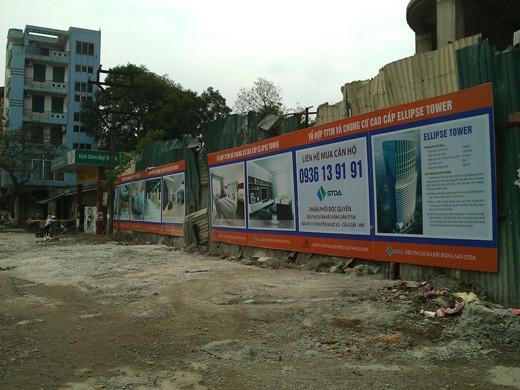 Tiến độ hàng loạt dự án có giá dưới 18 triệu đồng/m2 khu vực Hà Đông (28)