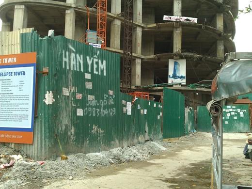 Tiến độ hàng loạt dự án có giá dưới 18 triệu đồng/m2 khu vực Hà Đông (29)