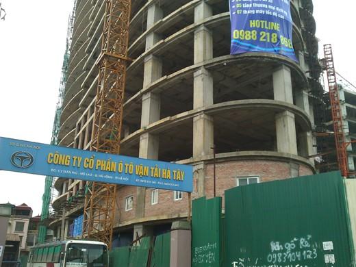 Tiến độ hàng loạt dự án có giá dưới 18 triệu đồng/m2 khu vực Hà Đông (32)