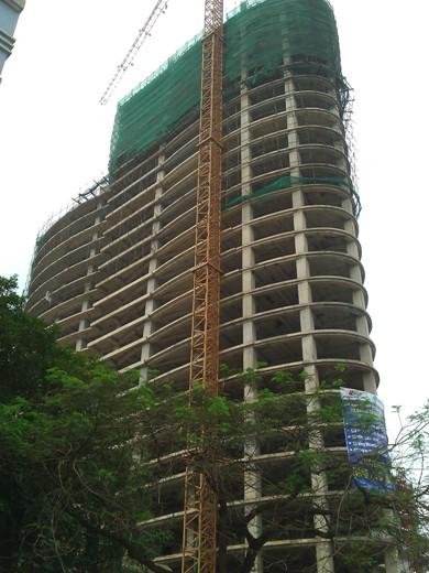 Tiến độ hàng loạt dự án có giá dưới 18 triệu đồng/m2 khu vực Hà Đông (27)