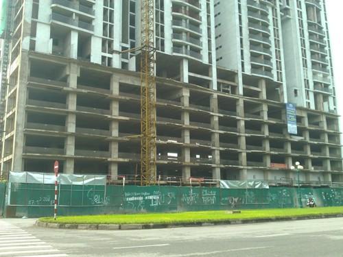 Tiến độ hàng loạt dự án có giá khoảng 20 triệu đồng/m2 (10)