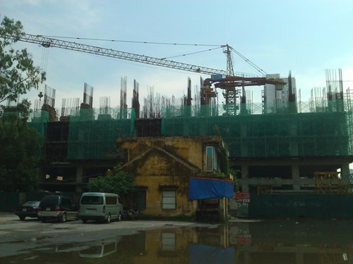 Tiến độ hàng loạt dự án chung cư giá rẻ tại Hà Đông (15)