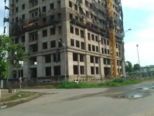 Tiến độ hàng loạt dự án chung cư giá rẻ tại Hà Đông (7)