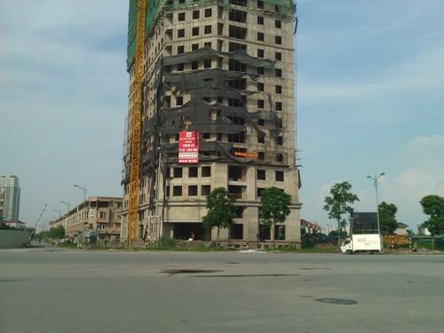 Tiến độ hàng loạt dự án chung cư giá rẻ tại Hà Đông (11)