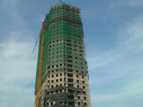 Tiến độ hàng loạt dự án chung cư giá rẻ tại Hà Đông (12)
