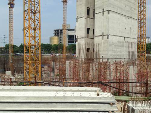Tiến độ hàng loạt dự án có giá khoảng 20 triệu đồng/m2 (22)